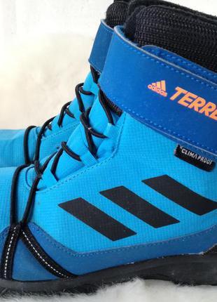 Ботинки adidas terrex snow