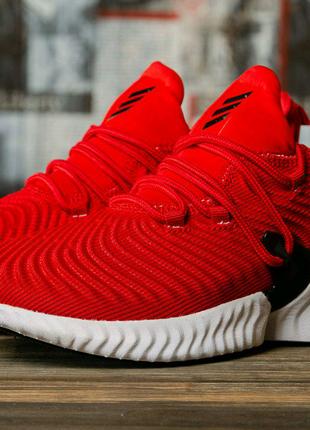 Кроссовки женские 16433 ► Adidas AlphaBounce Instinct, красные..
