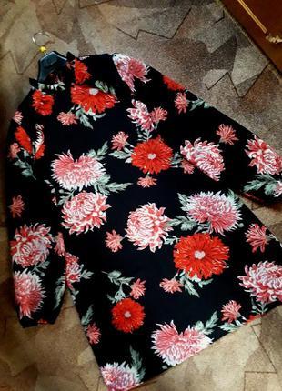 Платье в цветочный принт от atmosphere