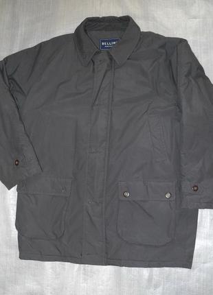 Большая мужская куртка (осень-весна).  р. 58 (xxxl) новая