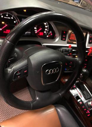 Руль Audi A6 C6
