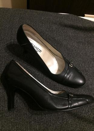 Bianco footwear кожаные туфли