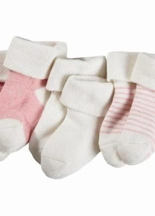 Махровые носки lupilu pure collection