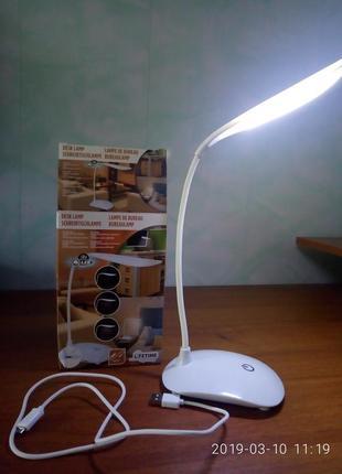 Led светильник, ночник, лампа