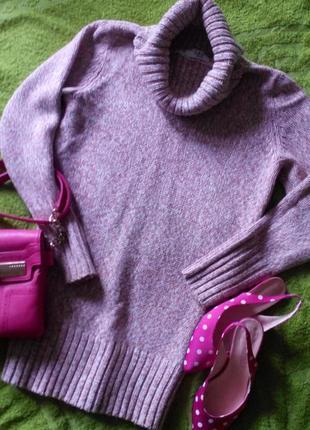 Теплый свитер, туника