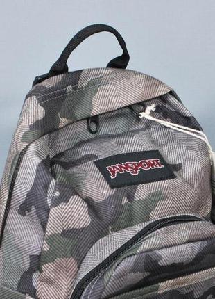 Компактный рюкзак jansport