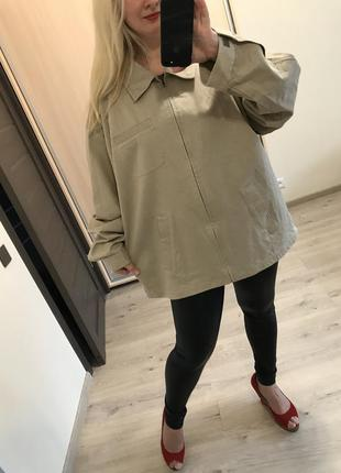 Распродажа хлопковый плотный пиджак с карманами