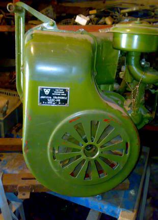 продам двигатель уд2с-м1 новый 8 л.с бензиновый (ульяновец)