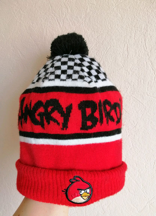 Шапка детская Angry Birds
