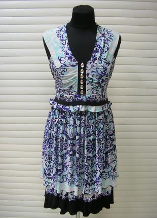 Платье женское летнее карсет, платье красивое с пышной юбкой