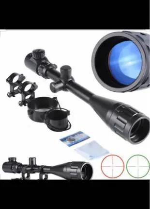 Оптический прицел с подсветкой 6-24х50AOEG