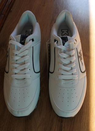 Новые классические кроссовки италия спортивный бренд kappa mae...