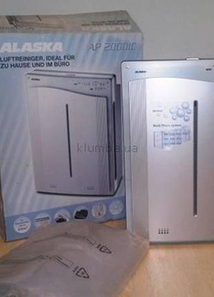 Ионизатор-очиститель воздуха alaska ap 2000 ic