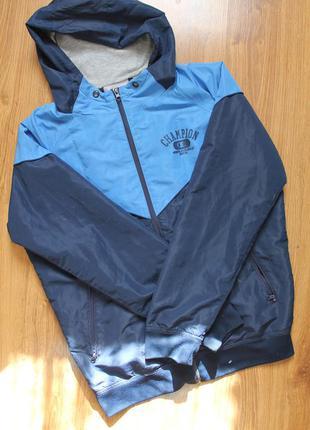 Легкая курточка windrunner ветровка всем известная фирма сша c...