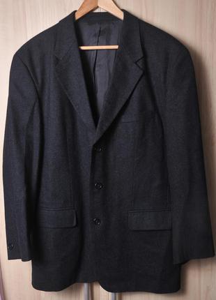 Шерстяной пиджак hess natur