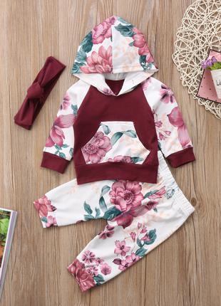 Костюм Одежда для Новорожденных универсальный xLOVEx весна-осень