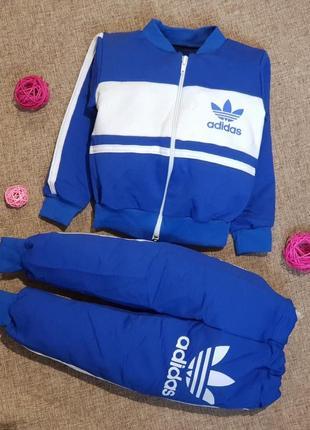 Спортивный костюм на малышей 80-86см