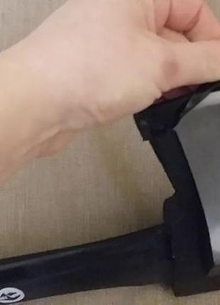 Колун Топор 2.2кг Mastertool ручка из фибергласс