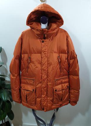 Зимняя куртка пуховик пух/перо jetset