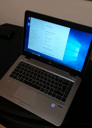 Ноутбук HP EliteBook 840 G3 i5 core 6300U