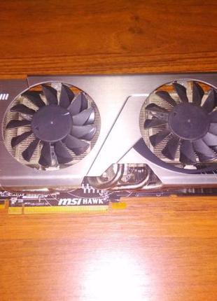 Видеокарта MSI Hawk R6870 Twin FroztIII