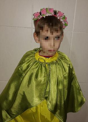 Карнавальный костюм детский ✳️ весна лето природа