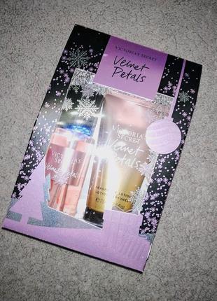 Набор velvet petals victoria's secret