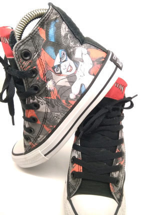 Converse all Star original 35 Harley Quinn кеды