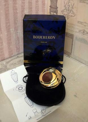 Духи boucheron boucheron, спрей 7,5 мл