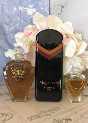 Духи винтажные lancome magie noire, 7,5