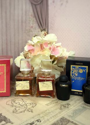 Духи винтажные yves rocher rose ispahan, 15 мл