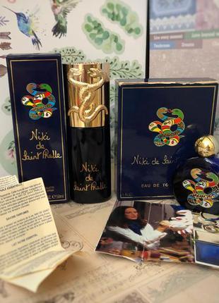 Духи винтажные niki de saint phalle niki de saint phalle, тв 5...