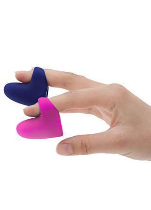 Мини вибраторы на пальцы MOQQA