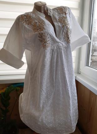 Воздушное, летнее платье