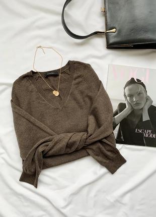 Джемпер, свитер, світер, кофта, пуловер, шерсть мериноса, кори...