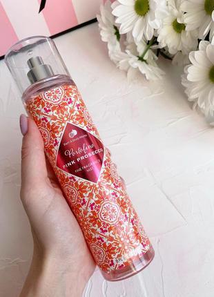 Мист спрей для тела bath & body works portofino pink prosecco ...