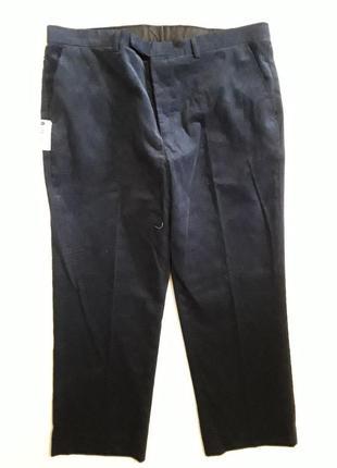 Фирменные брюки штаны вельветы