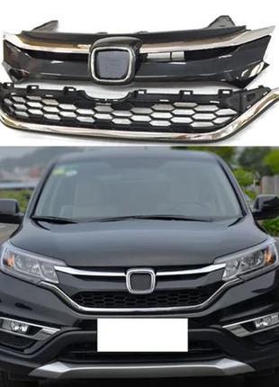 Honda CR-V 2015 2016 правая левая крыло капот бампер решетка