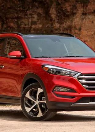 Hyundai Tucson 2016 2017 2018 Дверь,капот,