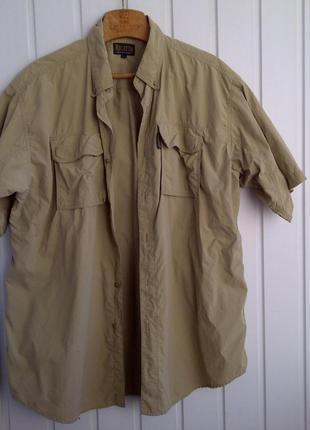 Треккинговая рубашка regatta