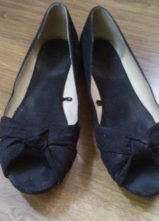 Балетки H&M, туфли