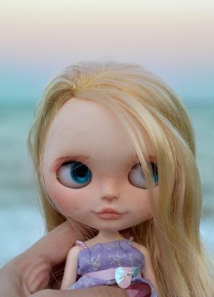 Коллекционная кастомная авторская кукла Блайз Blythe Ташка