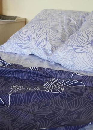 Комплект постельного белья. бязь двуспальный