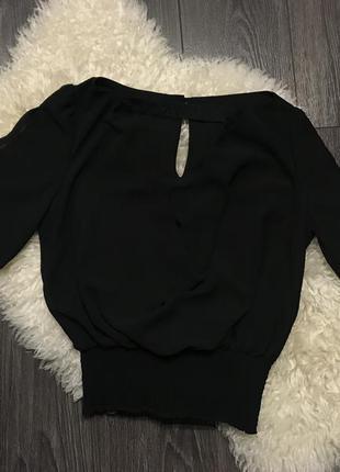 #розвантажуюсь чёрная блуза