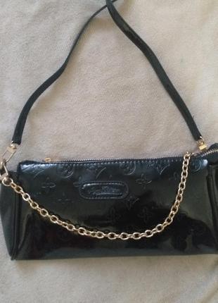 Новая сумочка  клатч под луи витон