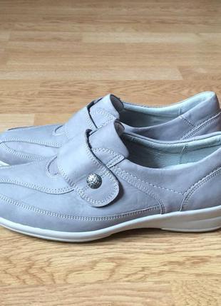 Новые кожаные туфли medicus германия 39 размера