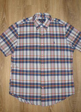 Рубашка ralph lauren polo
