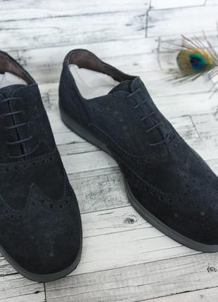 Туфли, туфлі броги vero cuoio 40, 41, 42, 43 (italy)