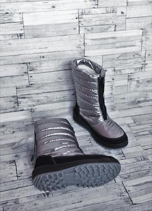 Зимові чобітки/сапоги /дутики / луноходы skandia 36р (мембрна)