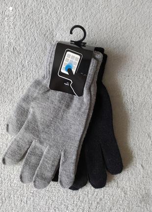Сенсорні рукавиці, сенсорные перчатки